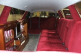 Inside the Stretch Limo